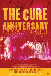 "<span class=""moviename-title-wrapper"">The Cure: Anniversary 1978-2018 Live in Hyde Park London</span>"