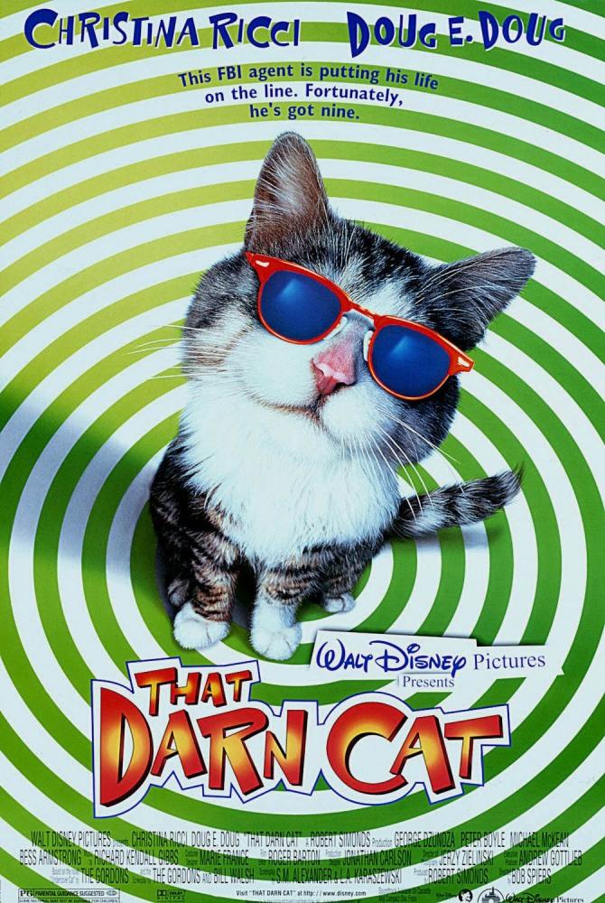Кадры из фильма смотреть про кота